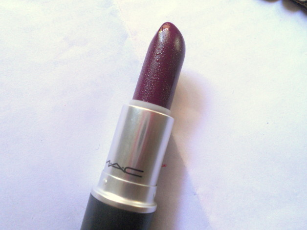 Mac Rebel Lipstick Swatches and Review