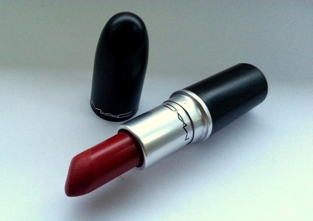mac russian red lipstick review