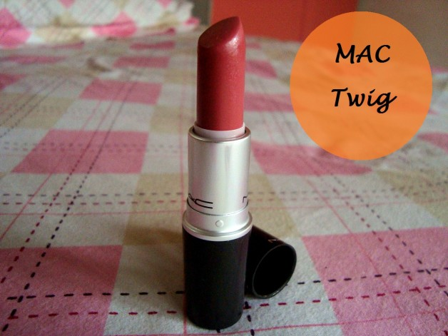 Mac Twig Lipstick Review Swatches