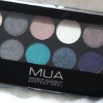 MUA Professional Dusk Til Dawn Palette Review