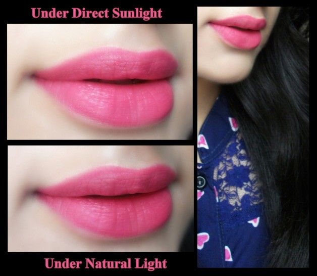 Nyx Soft Matte Lip Cream San Paulo Swatch and LOTD