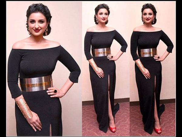 Parineeti Chopra iifa Awards 2013 gown