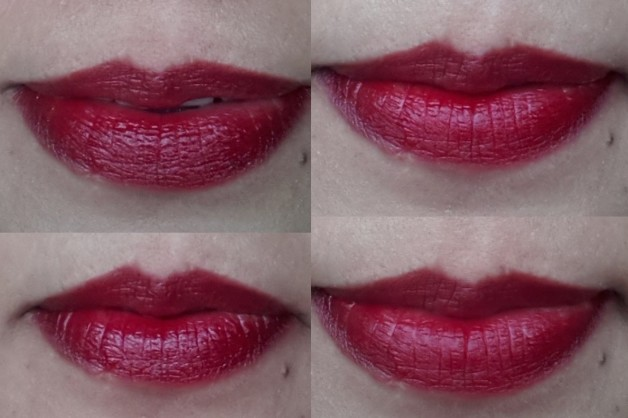 Revlon Just Bitten Lipstain + Balm Gothic Lip Swatches