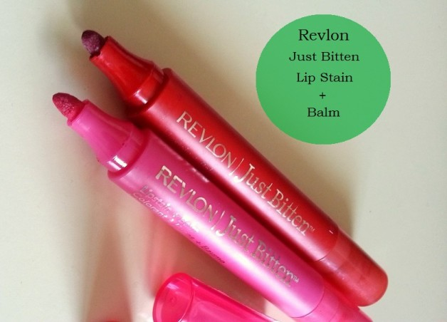 Revlon Just Bitten Lipstain + Balm Review