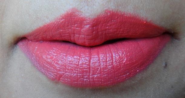 Rimmel Kate Moss 110 Lipstick Lip Swatch