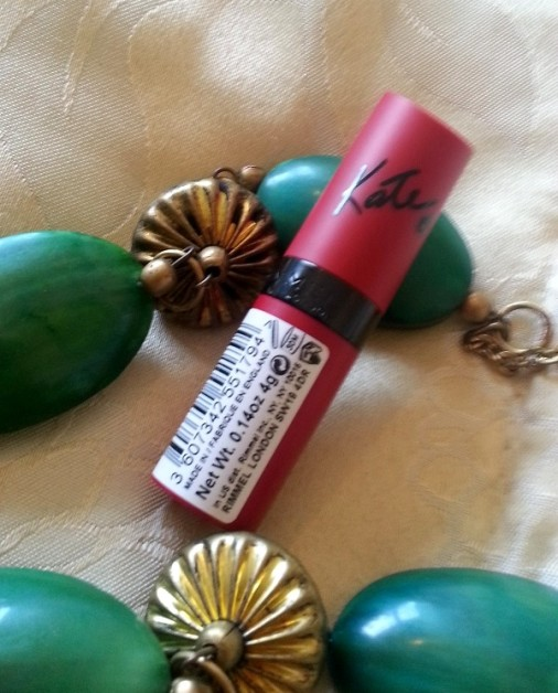 Rimmel Kate Moss Lipstick 110 Review