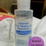 Rimmel London Gentle Eye Makeup Remover Review – Gentle Much?