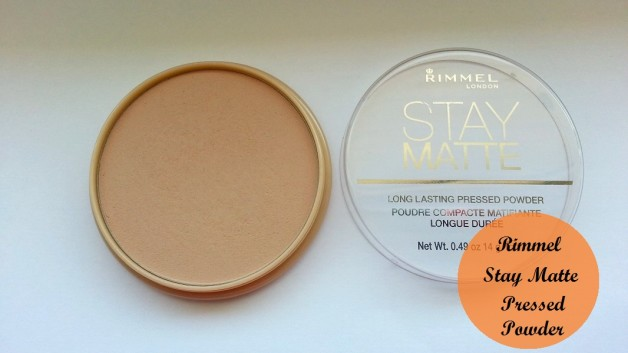 Rimmel London Stay Matte Pressed Powder Review