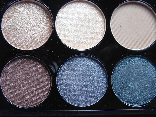 Sleek i Divine Storm Eyeshadow Palette Review and Swatches