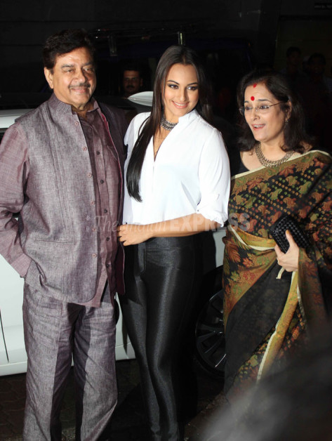 Sonakshi Sinha Lootera Success Bash
