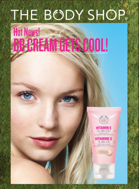 the body shop vitamin e cool bb cream india