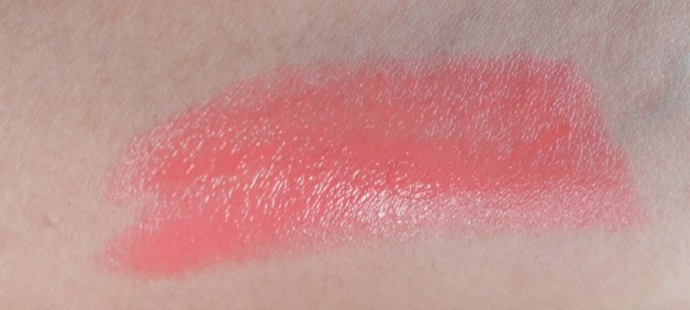 Bourjois Color Boost Lip Crayon- Peach on the Beach Swatch
