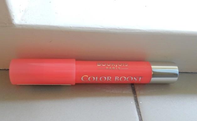 Bourjois Color Boost Lip Crayon Review