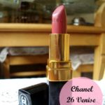 Chanel Rouge Coco Hydrating Creme Lip Color 26 Venise Swatches and Review
