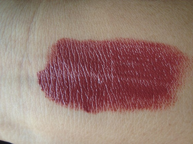 Chanel Rouge Coco Hydrating creme lip color 26 Venise swatch