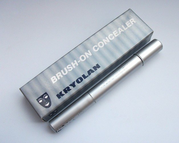 Kryolan Brush On Concealer Review