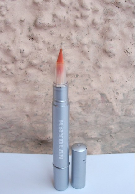 Kryolan Brush On Concealer Orange Color Corrector