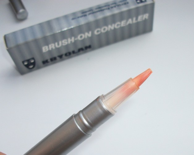 Kryolan Brush On Concealer pen Review