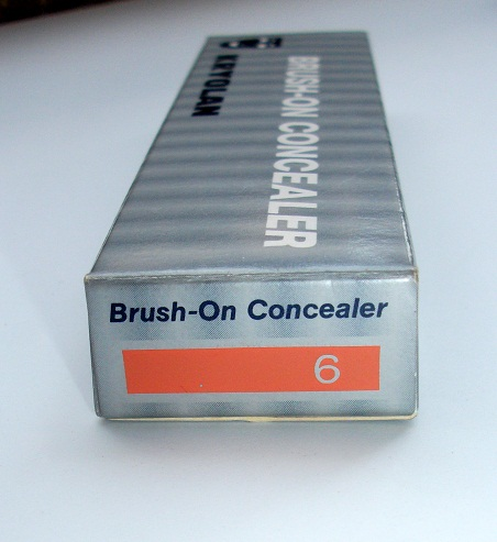 Kryolan Brush On Concealer Shade 06 Review