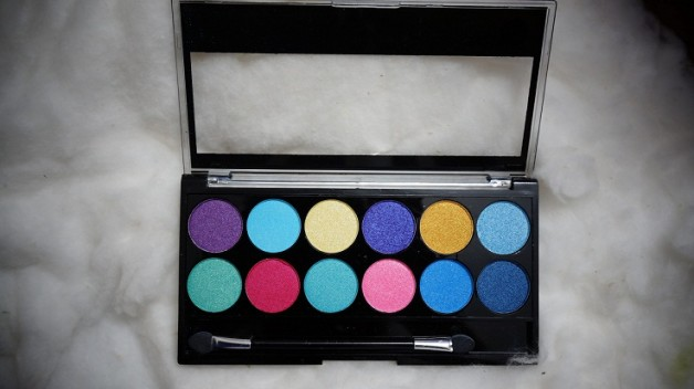 MUA Poptastic Eyeshadow Palette Review