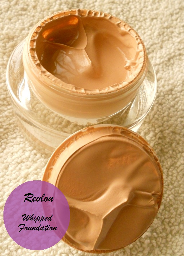 Best Skin Cream: Revlon Colorstay Whipped Creme Makeup Foundation Swatch