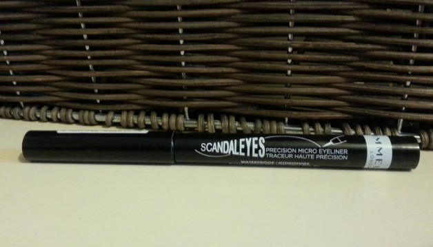 Rimmel Scandaleyes Waterproof Kohl Eyeliner Photo