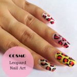 Cosmopolitan India: DIY Colourful Leopard Nail Art Tutorial