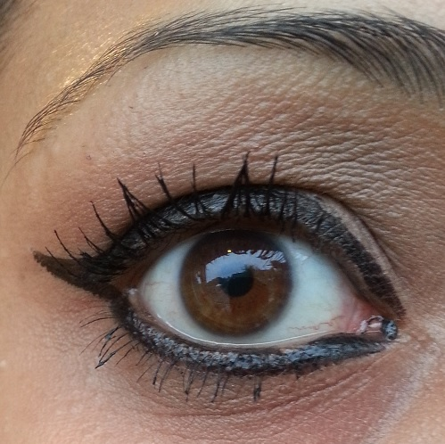 EOTD Rimmel Scandal eyes Waterproof Kohl Eyeliner