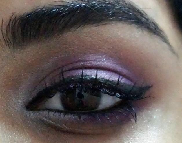 Eye Makeup Inglot Freedom System Eyeshadow AMC 73 Swatch