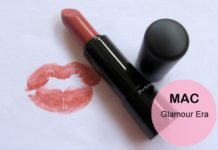 mac glamour era mineralize rich lipstick