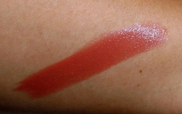 Mac Glamour Era Mineralize Rich Lipstick Swatch