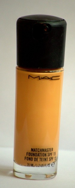 mac matchmaster foundation review India