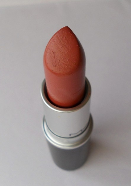 Mac Mocha Lipstick Review