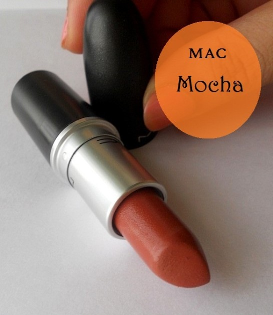 Mac Mocha Lipstick Review and Swatches