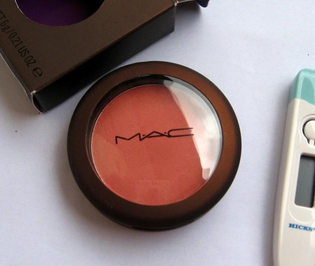 mac ripe for love blush