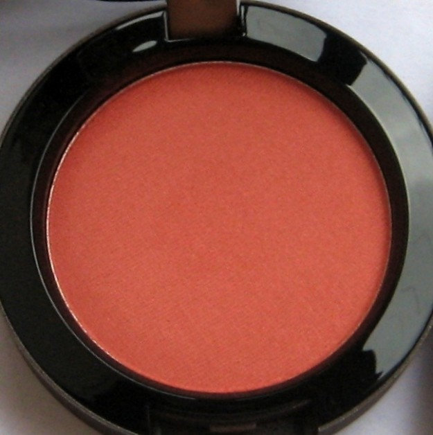 mac ripe for love blush temperature rising review