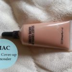MAC Select Cover Up Concealer Swatches and Review