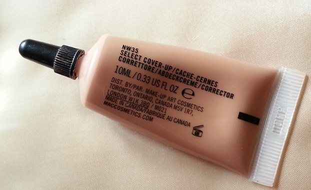MAC Select Cover Up Concealer photo