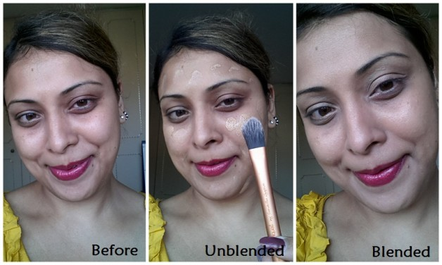 Mac Studio Sculpt Foundation Spf 15 Demo Swatch Application Tutorial
