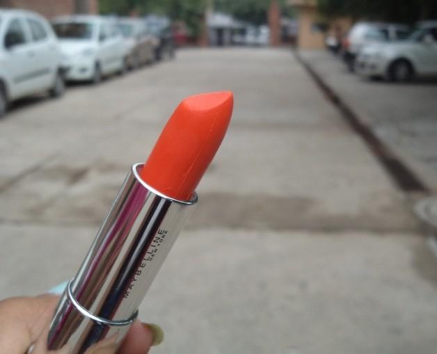 Maybelline Color Sensational Bold Matte Lipstick Mat3