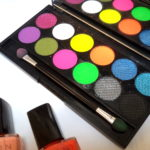 neon summer eyeshadow palette favourite