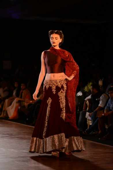 PCJ Manish Malhotra Delhi Couture Week 2013 Photo
