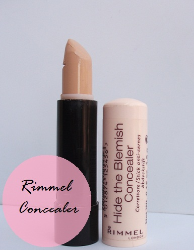 rimmel hide the blemish concealer review swatches