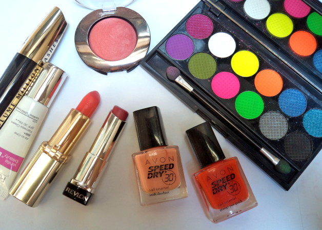 summer spring favourite beauty products