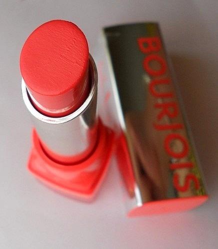 Bourjois Shine Edition Lipstick 1,2,3 Soleil