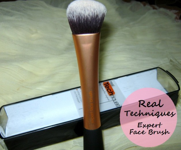 Real Technique Expert Face Brush review