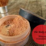 The Body Shop Extra Virgin Minerals Loose Powder Foundation Swatches and Review
