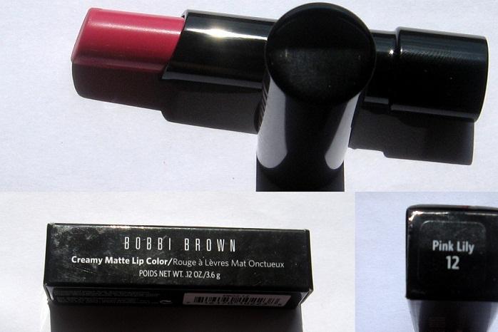 Matte Lip Pink Color Review Lily Creamy Bobbi Brown 5AR3qLc4j