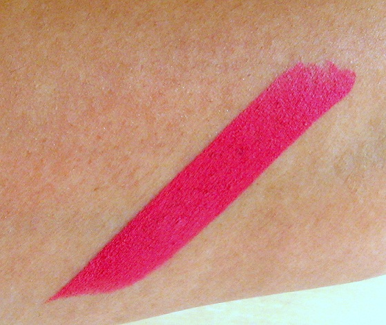 Bobbi Brown Pink Lily Creamy Matte Lip Color Swatch