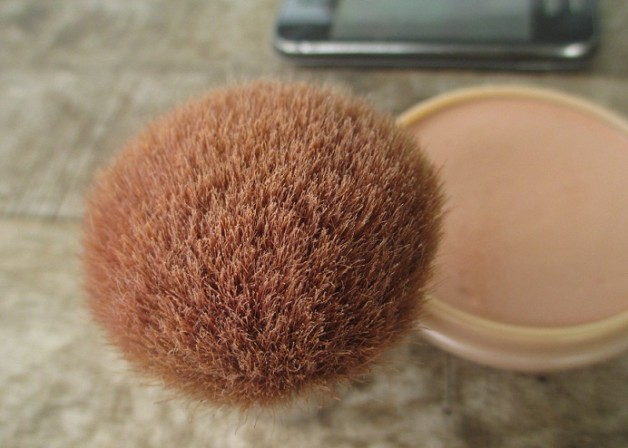 Bourjois Kabuki Brush powder